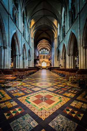 city and county building: St. Patricks Cathedral in ireland