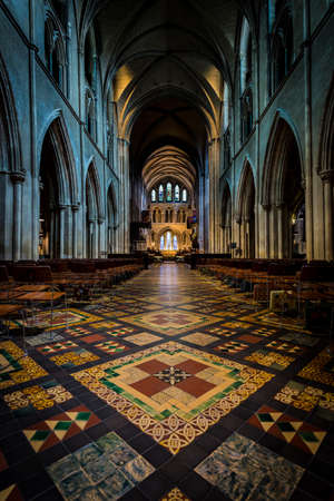 St. Patricks Cathedral in ireland