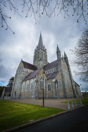 the st.mary cathedral in ireland