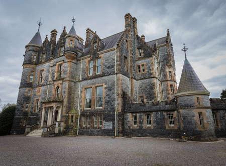 el castillo blarney en irlanda