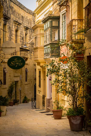 The old town name is Vittoriosa town of Malta