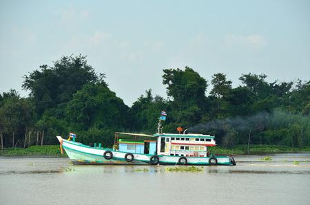 tug boat: Tug Boat in the river