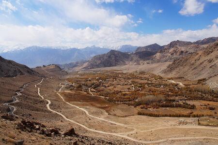 North India landscape photo