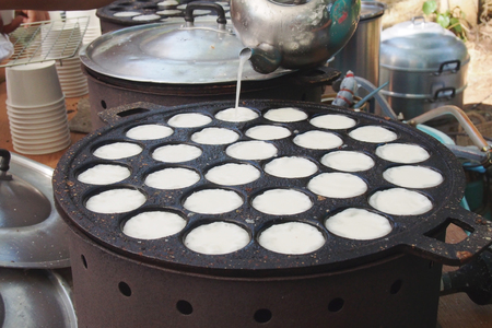 sweetmeat: Making Thai sweetmeat