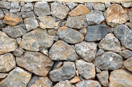 Roche naturelle texture du mur et le motif Banque d'images - 44988208