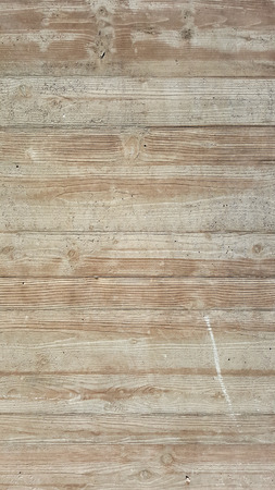 stamped: Linear timber stamped on concrete pattern and texture