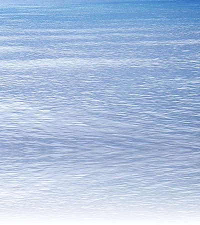 A photo of blue sea water texture and background Stok Fotoğraf