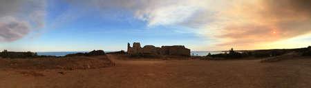 algarve: Forte de Almadena, Algarve Portugal