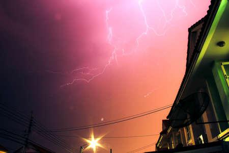squall: thunderbolt