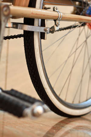 bicycle old Stock Photo