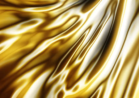 red and gold: abstract texture of gold silk for fabric cloth background