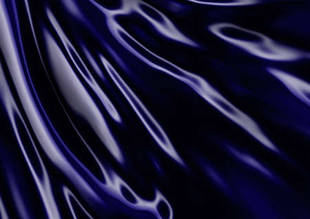 satiny: abstract texture of blue silk for fabric cloth background