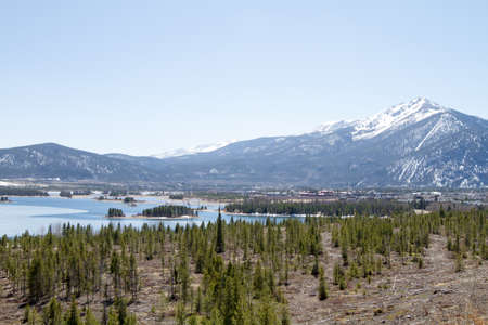 lake dillon: Beauty of Lake Dillon in Colorado