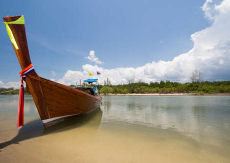 longtail: Longtail boat