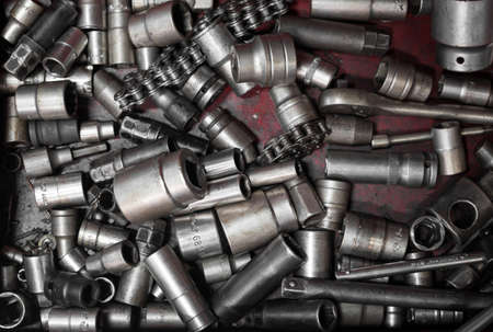 plumber: Many types of auto repair tools