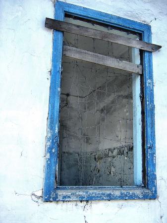 rifts: Strange window