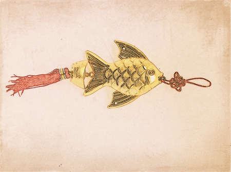 goldenfish: Goldenfish amulet