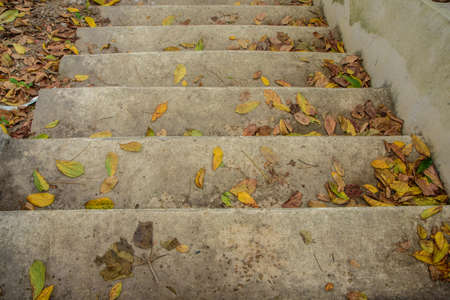 Background cement stairs Stockfoto - 122759571