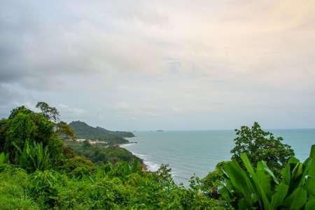 Naturally beautiful sea views Koh Chang