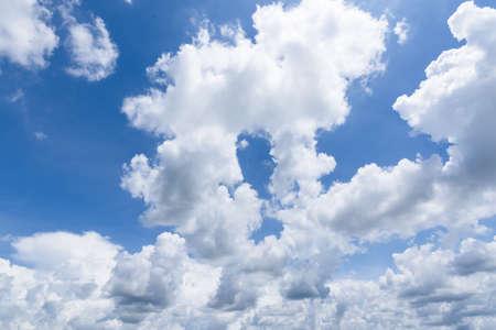 Sky and clouds daylight sun background Reklamní fotografie