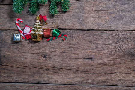 Merry Christmas concept background Stockfoto