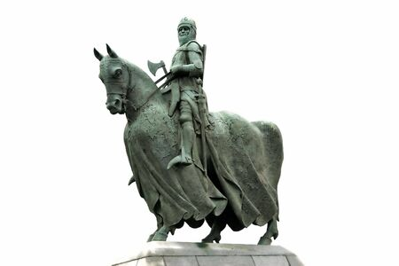 robert bruce: King Robert the Bruce Bannockburn Monument