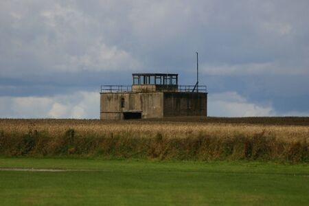 disused: Old Deserted Runway Tower