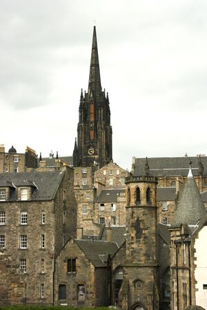 long johns: The Highland Tolbooth Kirk is also known as St Johns Highland Church and stands at the top of the Royal Mile in Edinburgh, Scotland. Built in 183944 to house the General Assembly of the Church of Scotland, the spire is 73 metres (240 feet) tall. No long