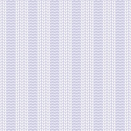 knitted seamless pattern in light colors Illustration