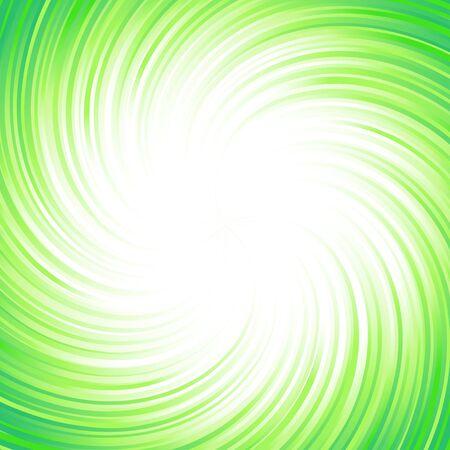 Ilustraci�n del resplandor solar contiene un efecto de transparencia y gradientes