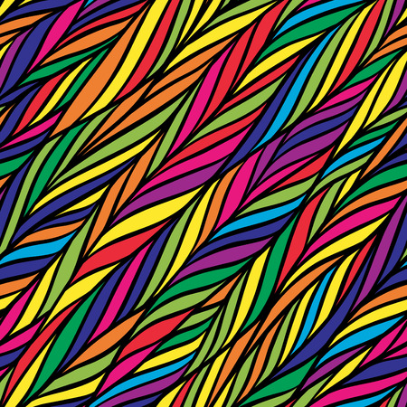 abstract wallpaper: Colorful herringbone pattern. Abstract wallpaper. Vector illustration.