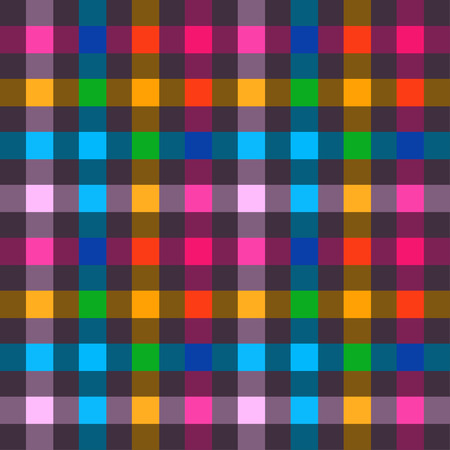 rapport: Abstract multicolored background. Seamless pattern. Vector illustration.