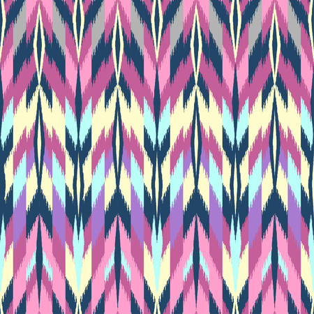 Abstract background. Colorful seamless pattern. Vector illustration.