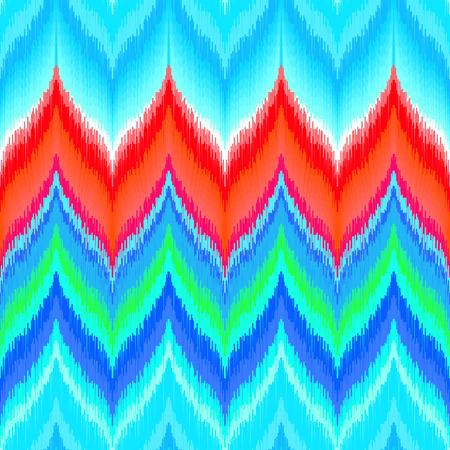 Resumen de antecedentes. Modelo incons�til colorido. Ilustraci�n del vector.