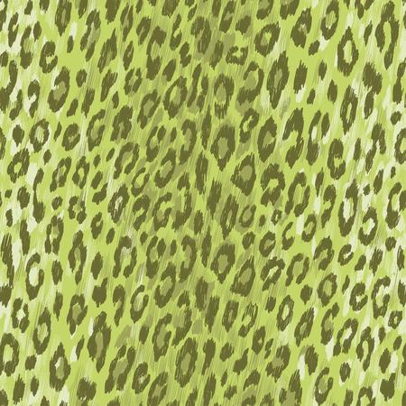 Vector de fondo de piel de leopardo. Patr�n sin fisuras.