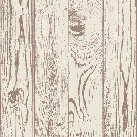 Houtstructuur template. Vector illustratie. Natuurlijke houten achtergrond.