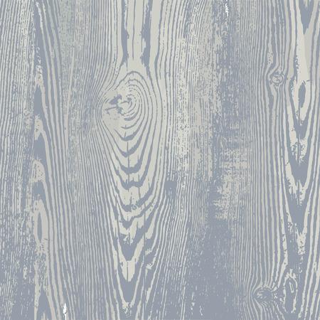 グレーの色で木目テクスチャ テンプレート。ベクトル イラスト。自然な木製の背景。