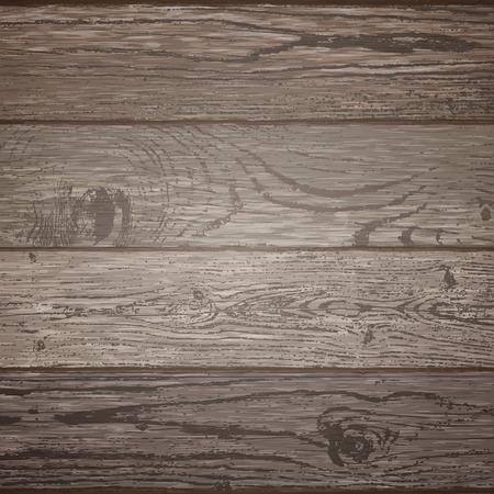 ウッド テクスチャ テンプレート。ベクトル イラスト。自然な木製の背景。