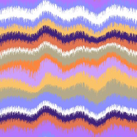 Abstract striped background. Colorful seamless pattern. Vector illustration.