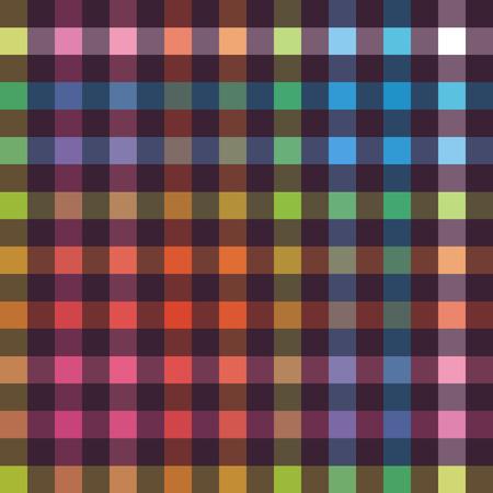 Fondo multicolor abstracto. Patr�n sin fisuras. Ilustraci�n del vector.