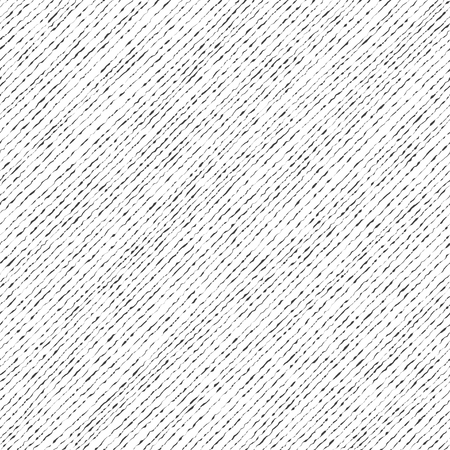Vector illustration of black and white colored seamless pattern. Abstract background. Diagonal texture. Simple design. Textured slanting lines ornament.