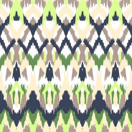 Abstract background. Vector illustration of colorful seamless pattern.