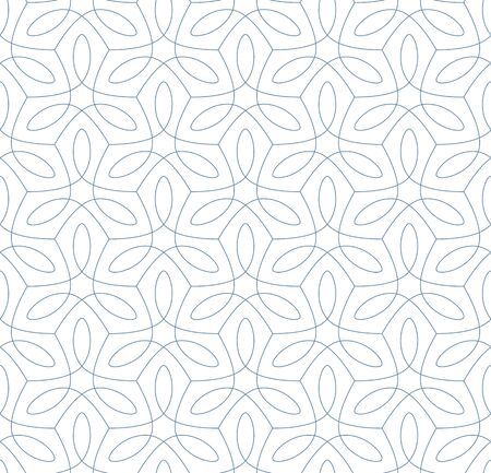 Abstract seamless pattern. Vector background.