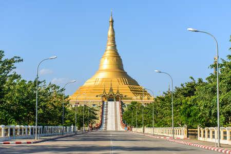 Uppatasanti Pagoda, Nay Pyi Taw, Myanmar