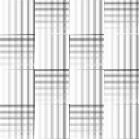 Line Stripe Scott Geometric Texture Seamless Pattern. Vector Abstract Elegant white and grey Background. Art style can be used in cover design, book design, poster, cd cover, flyer, website. Vector. Vektorové ilustrace