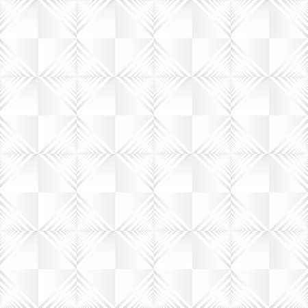 Spin Scott Diamond Texture Seamless Pattern. Vector Abstract Elegant white and grey Background. Art style can be used in cover design, book design, poster, cd cover, flyer, website. Vector. Vecteurs