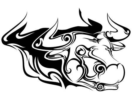 hooves: bull