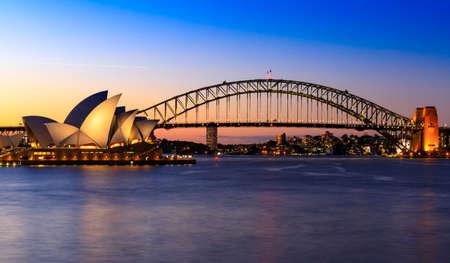 Sydney, New South Wales, Australien Standard-Bild