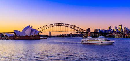 Sydney, Nouvelle-Galles du Sud, Australie Banque d'images