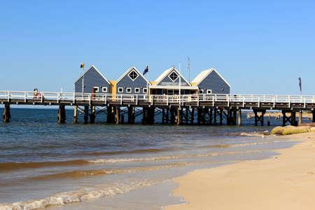 Busselton jetty, Western Australia